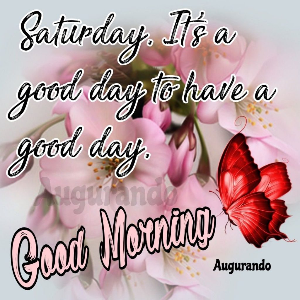 Best Good Morning Saturday Images! Always Updated Images!